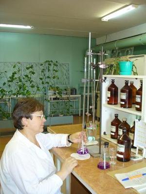 центральная заводская лаборатория